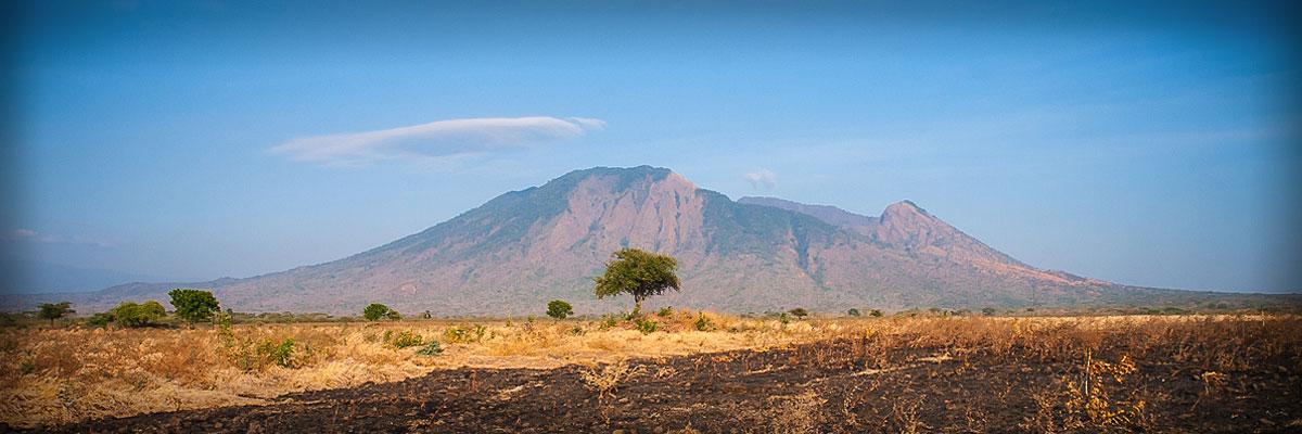 Baluran Volcano